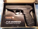 Pistola Gamo P25 - foto