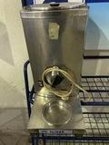 Termo calienta leche Acero Inoxidable - foto
