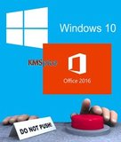 DVD windows 10 + office 2016 + activador - foto