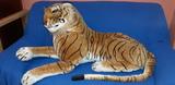 Peluche tigre gigante - foto