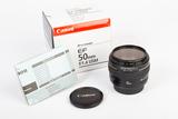 Canon EF 50mm f1,4 ultrasonic - foto