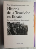 HISTORIA DE LA TRANSICION EN ESPAÑA -  R - foto
