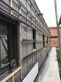 Fachadas ventiladas y acrilicas - foto