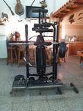 Maquina Pesas. - foto