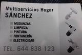 Multiservicios Sánchez: electricidad - foto