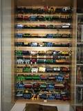 gran colección trenes madera Thomas - foto