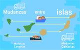 Mudanza entre islas desde 250 euros - foto