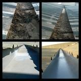 tejados de naves industriales - foto