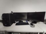 Intel i7 +  monitor Samsung curvos 24FHD - foto
