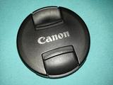 Tapa original objetivo Canon - foto