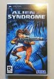 Videojuego PSP - Alien Syndrome. - foto