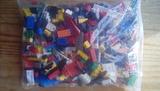 1kg Lego piezas variados. - foto