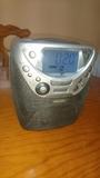 radio cd y reloj philips - foto