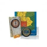 BrÚjula de mapa con tapa ref 50163 - foto