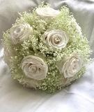 Ramos de novia flores preservadas - foto