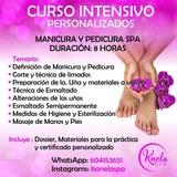CURSO INTENSIVO DE MANICURA Y PEDICURA.  - foto