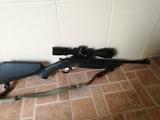 rifle monotiro bergara 7mm - foto