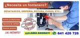Fontanero 24horas. desatascos. madrid - foto