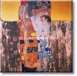 Las tres edades de la mujer, Gustav Klim - foto