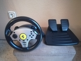 Volante PS3 PS2 PC game cube Wii Ferrari - foto