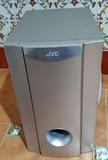 Subwoofer jvc 110w - foto