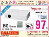 Proyector Sony VPL ES1 ocasión - foto