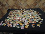 lotes 620 de cromos para jugar CROMOS TR - foto