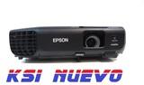 Proyector epson eb-x03 con mando - foto
