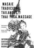 Tradicional Thai massage - foto