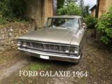 FORD - GALAXIE V8 - foto