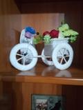 Bicicleta echa a Mano - foto