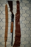Escopeta semiautomática - foto