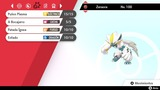 Pokemon shiny ivs 100% espada escudo - foto