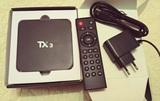 Tv box tx3 soc nuevo s905x3 4gb/64gb - foto