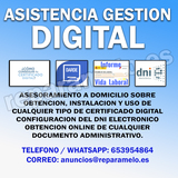 Asistencia gestion digital - foto