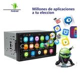 Autorradio 2Din, android, wifi, bluetoot - foto
