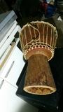 tambor artesanal - foto