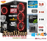 PC Gaming Intel Core i5 3570K 3.8Ghz+GTX - foto