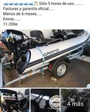 GRAND Y MOTOR MERCURIO 20 - foto