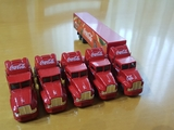 Camiones de Coca-Cola - foto