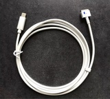 cable carga de C a magsafe - foto