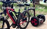 Taller de bicicletas y patinetes Málaga - foto