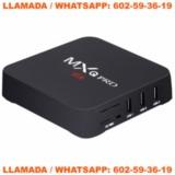 O  Smart Box Android TV MXQ PRO 4K Ultra - foto