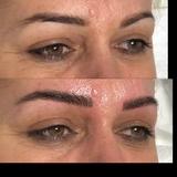 Micropigmentación de cejas - foto