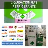 Todos los tipos de gas refigerante - foto