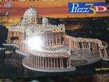 puzzle 3D - foto