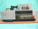 Video VHS AKAI modelo VS-3EV vintage. - foto