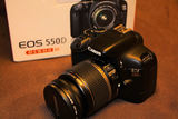 Canon EOS 550D + EF 18-55mm IS - foto