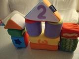 bloques construcción blanditos - foto