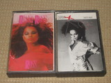 Diana ross lote 2 cassettes - foto